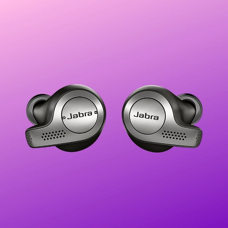 The Jabra Elite 65T offers water-resistance.
