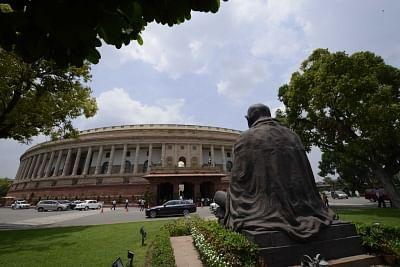 Indian Parliament. (File Photo: IANS)