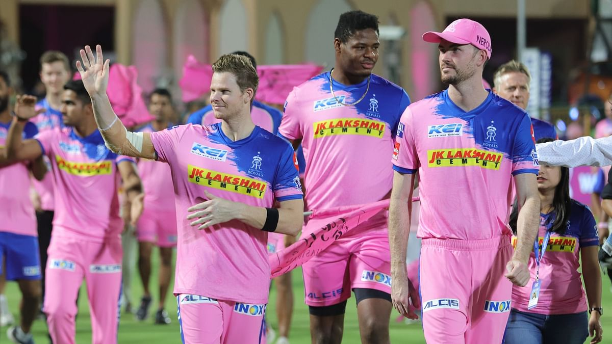 Steve Smith to Lead Rajasthan Royals in IPL 2020