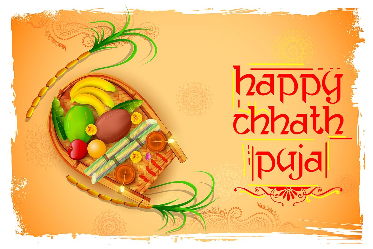 Chhath Puja 2019 Wishes in English