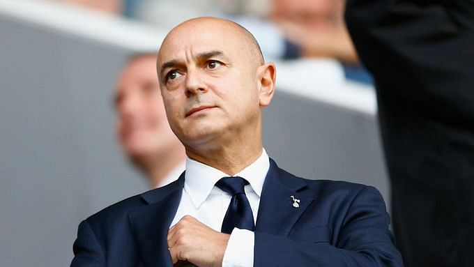 Daniel Levy, the chairman of Tottenham Hotspur, has been at loggerheads with  Mauricio Pochettino for long now.