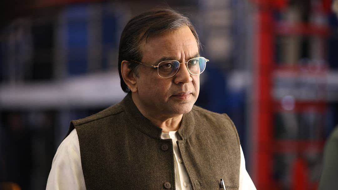 National Award-winning actor Paresh Rawal has been appointed by President RamNathKovind as the chief of the National School of Drama.