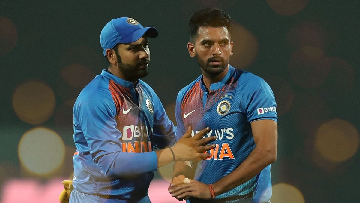 Here's what Rohit Sharma said to Deepak Chahar that gave the Indian bowler the confidence to bowl a stellar spell against Bangladesh.
