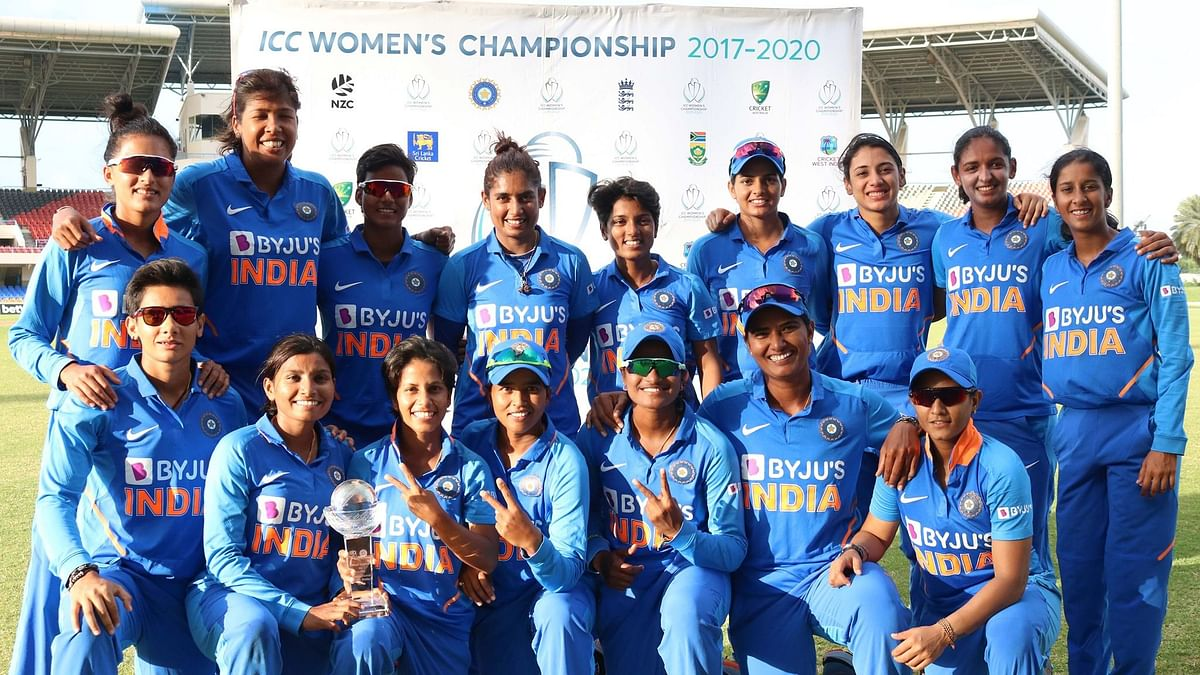Indian women register an easy six-wicket win over West Indies in the third ODI, thereby sealing the three-match series 2-1.