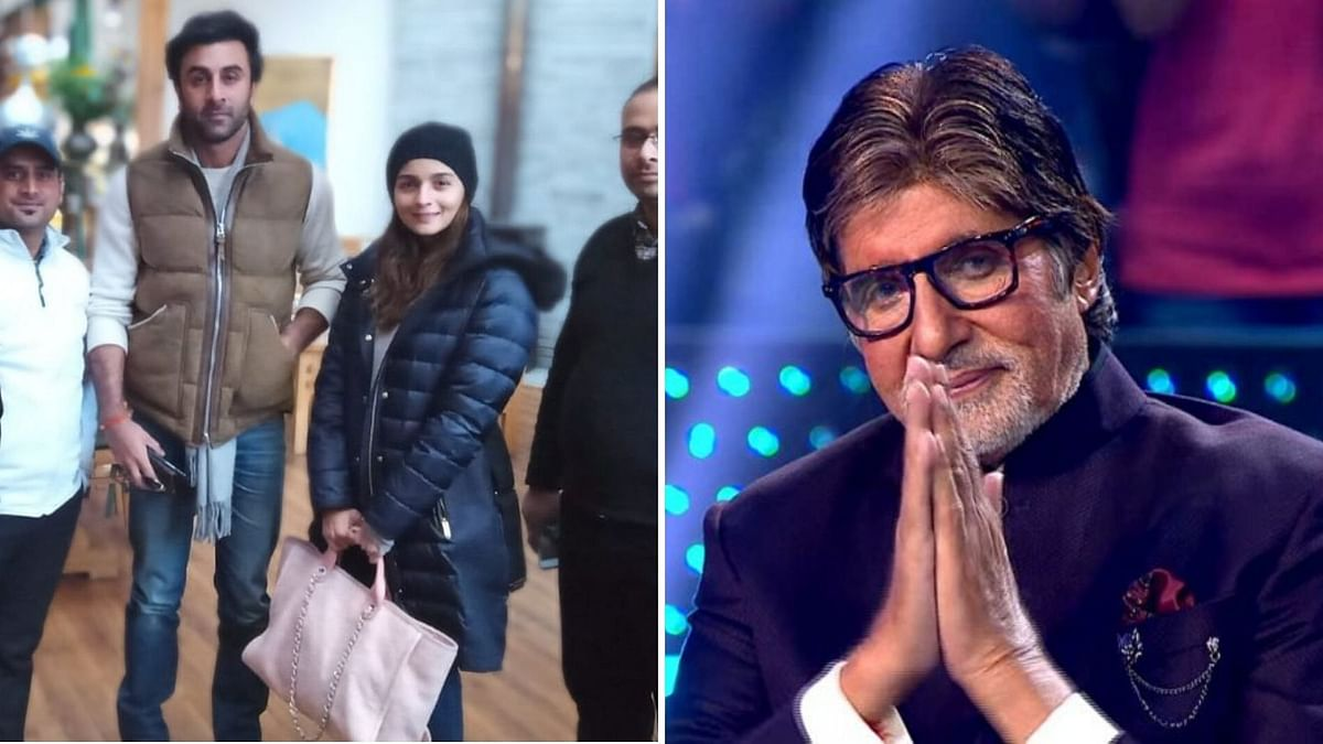 Amitabh Bachchan will be seen in&nbsp;<i>Brahmastra</i>.