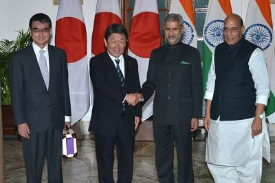 India, Japan concerned over threat from Pak-based terrorists