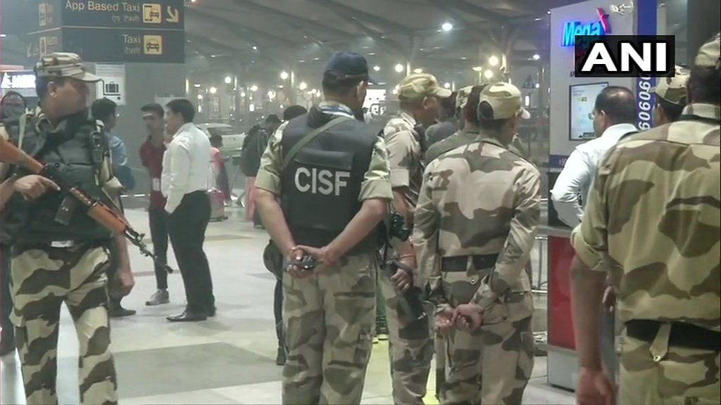 A Passenger Claims Bag That Created 'RDX' Scare at Delhi Airport