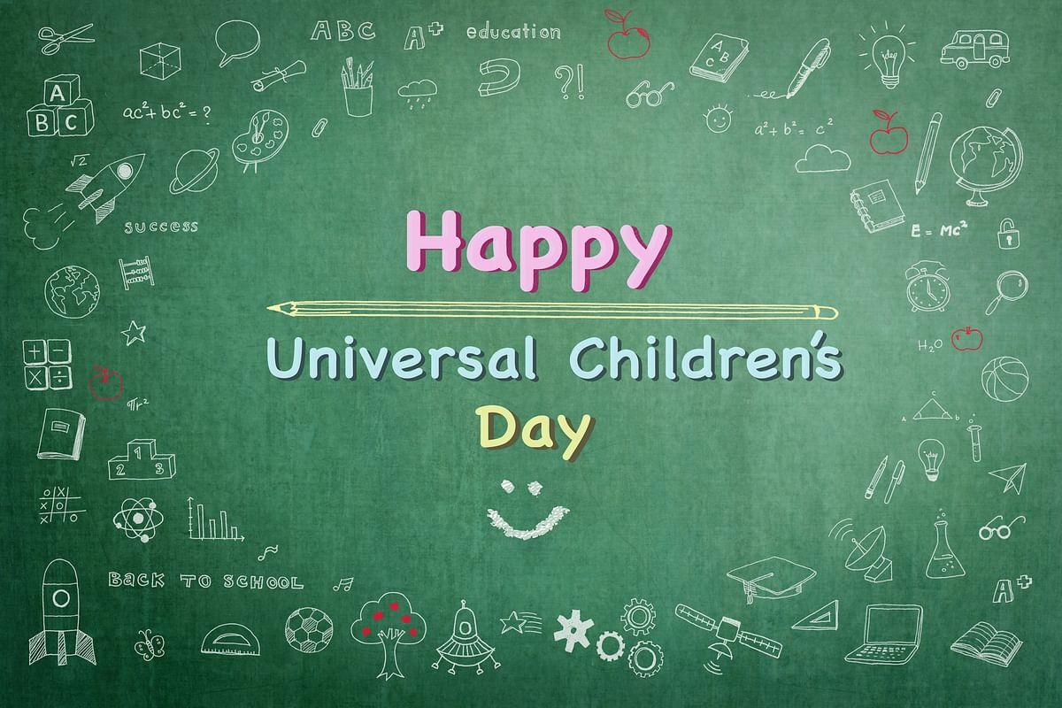Happy Childrens' Day 2019