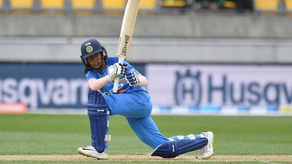 Jemimah Rodrigues scored an unbeaten 40 in India's chase of 60.