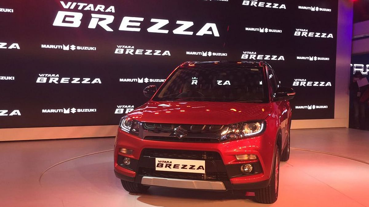 The Maruti Vitara Brezza will likely ditch its diesel motor and show up with a facelift and a petrol motor at the Auto Expo.