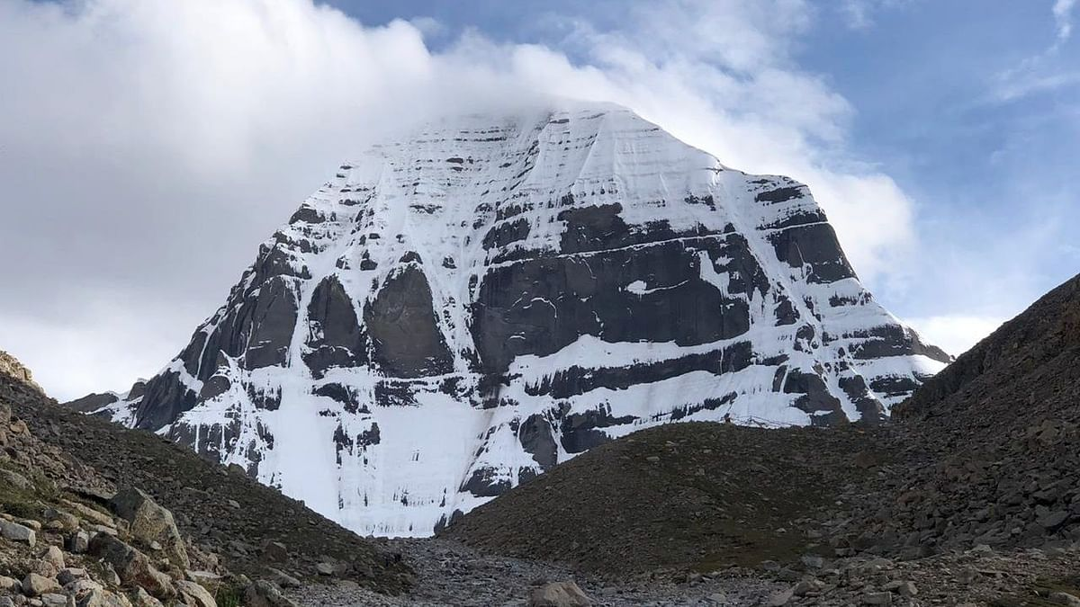 Image of Mount Kailash used for representational purposes.