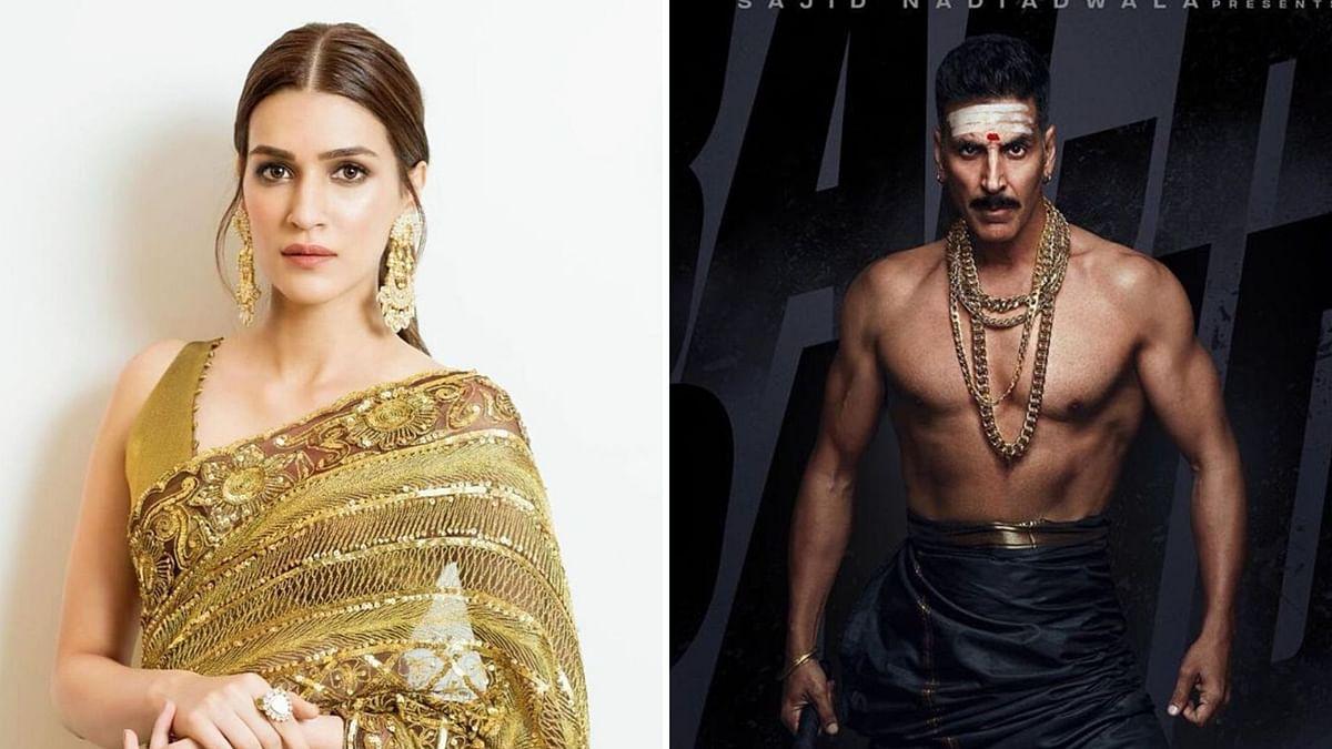 Akshay Kumar and Kriti Sanon are set to team up again.