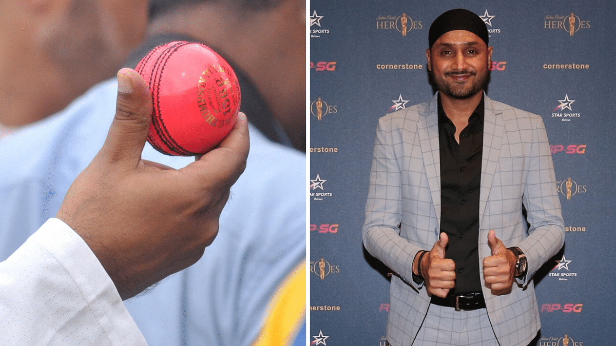 Wrist Spinners Will be Difficult to Read With Pink Ball: Harbhajan