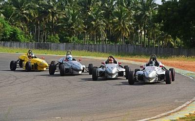 Coimbatore: Dark Don Racing
