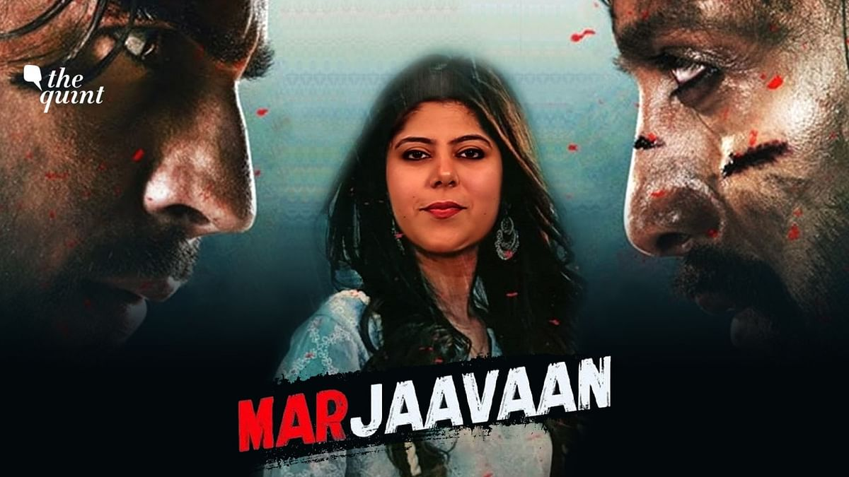 Dated and Sans Brains, 'Marjaavaan' Is a Test of Our Patience