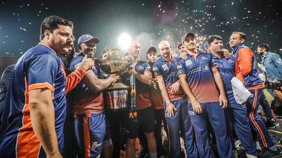'Champion' Bravo Leads Maratha Arabians to Maiden T10 Title