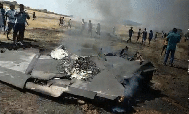 Indian Navy's MiG-29K That Crashed in Goa? No, Photo is From Peru