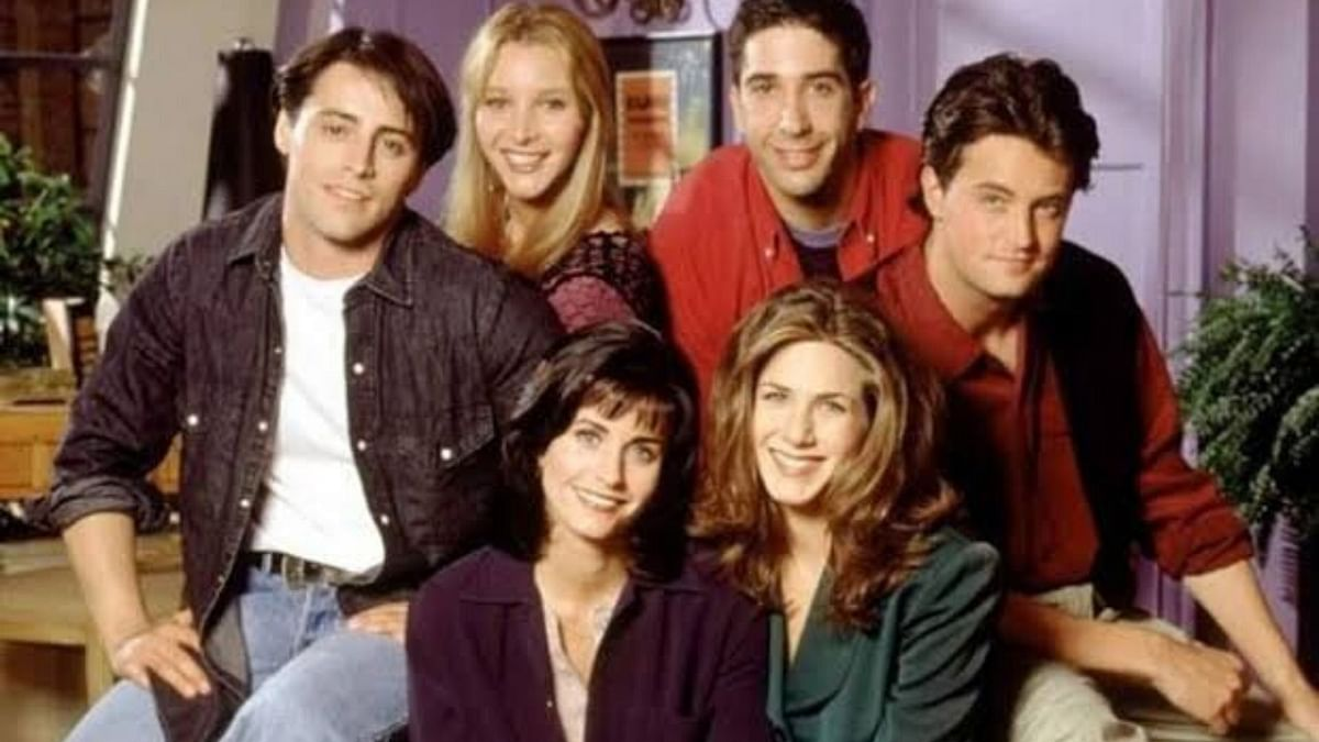 The cast of <i>Friends</i>.&nbsp;