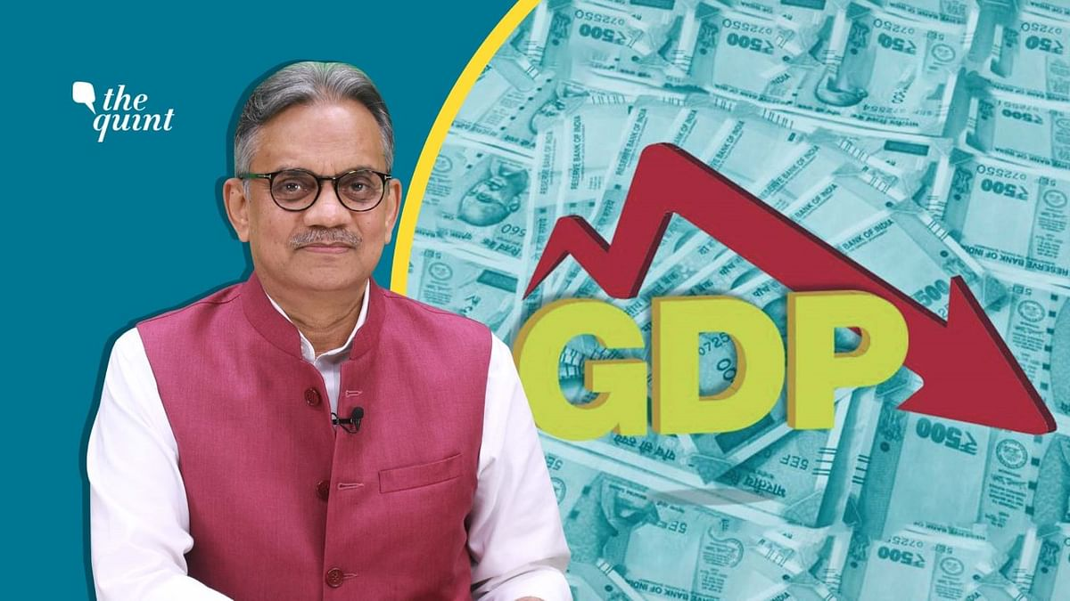 GDP@4.5%: It's CRISIS, Govt Needs to Stop 'Whistling in the Dark'