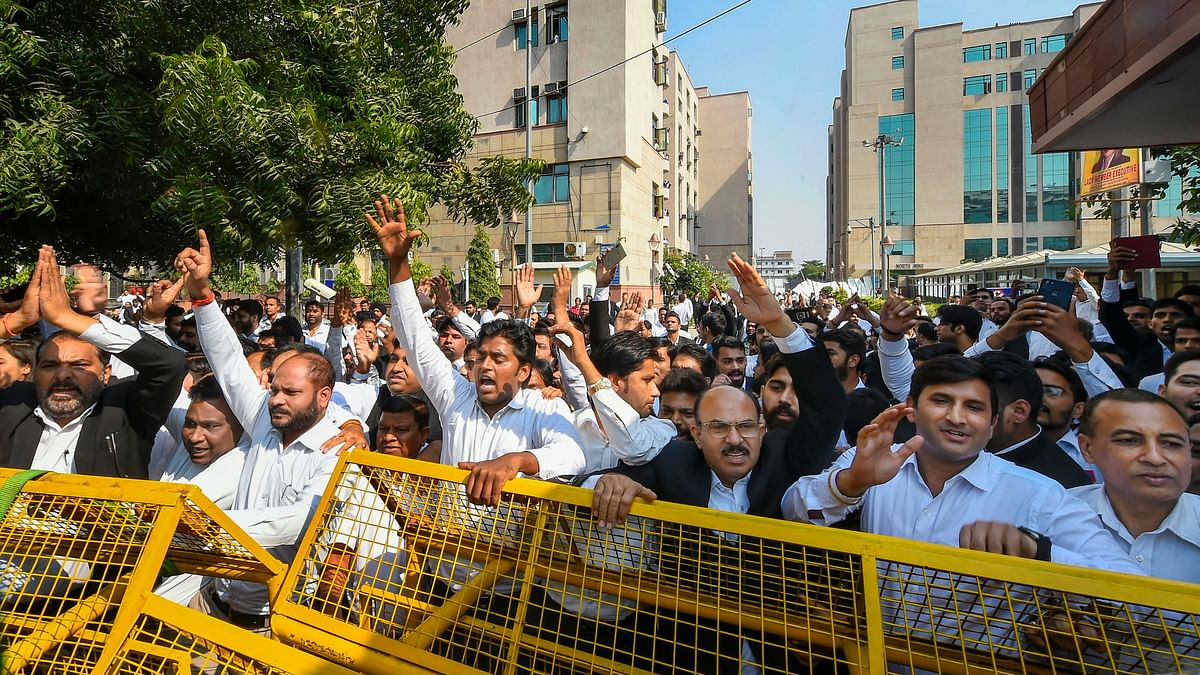 Lawyers in Delhi Courts Call Off Strike, to Resume Work on 16 Nov
