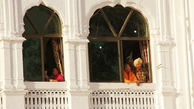 Devotees believe that the Kartarpur Corridor will help in reducing tension between India and Pakistan.