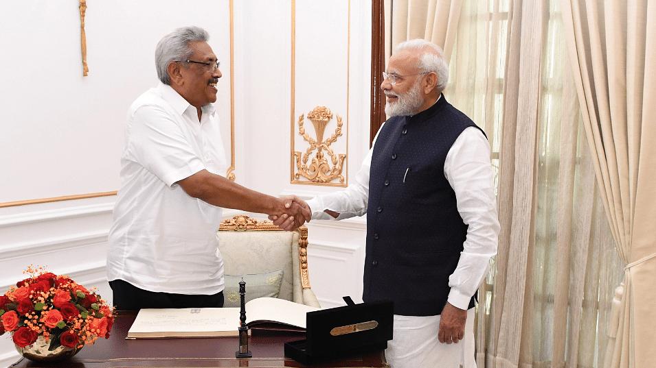 PM Modi Announces Line of Credit Worth $450 Million to Sri Lanka