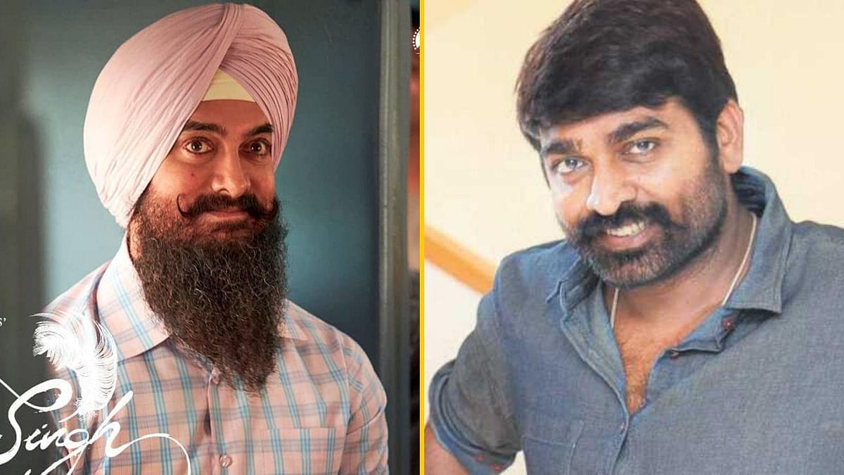Vijay Sethupathi Confirms Being a Part of 'Laal Singh Chaddha'