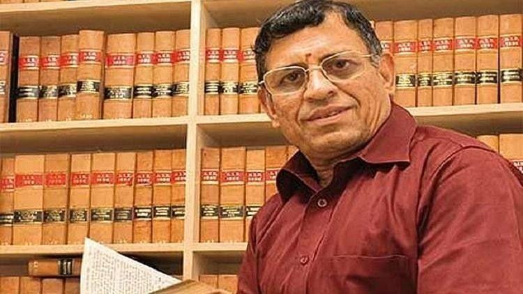 BJP ideologue S Gurumurthy.