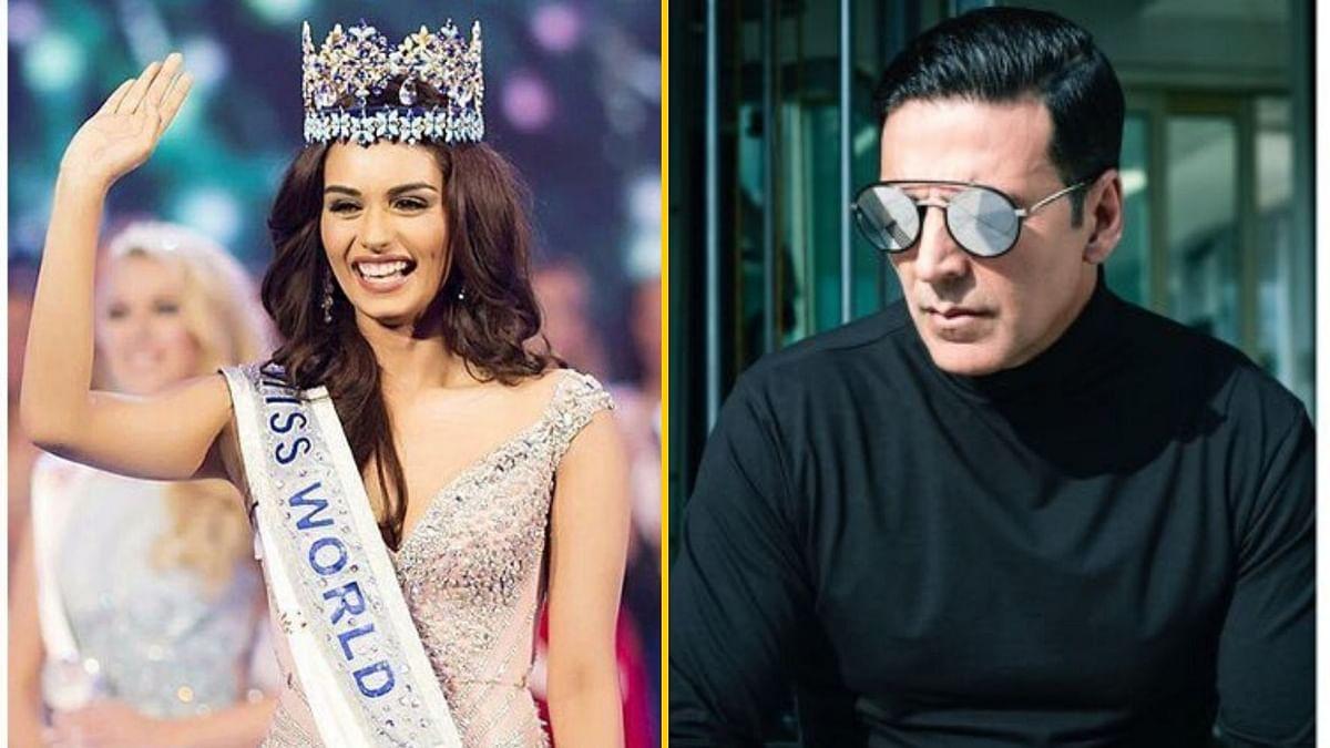 Manushi Chillar will be starring opposite Akshay Kumar.