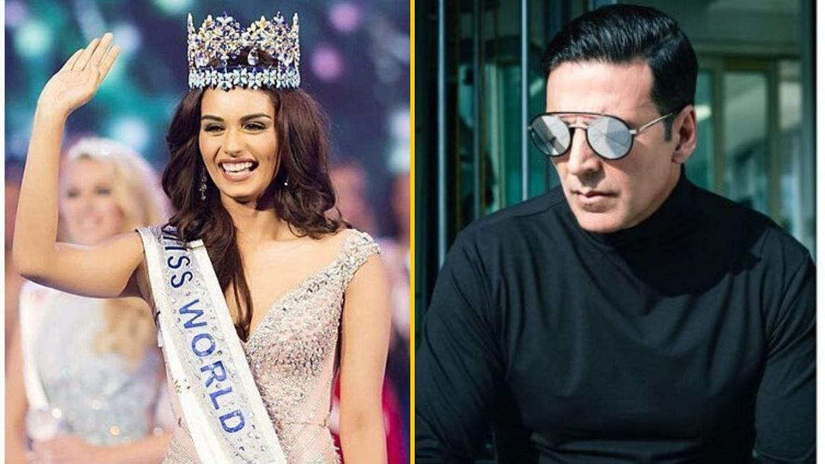 Manushi Chillar will be starring opposite Akshay Kumar.