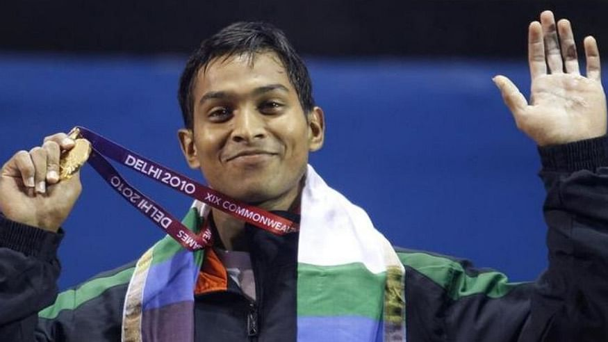 India's commonwealth weightlifting champ Ravi Kumar Katulu gets a Four-year ban for doping.