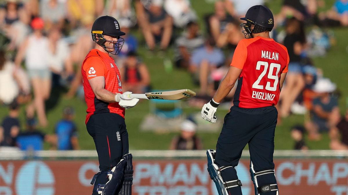 England's Malan, Morgan Rewrite Record Books vs New Zealand
