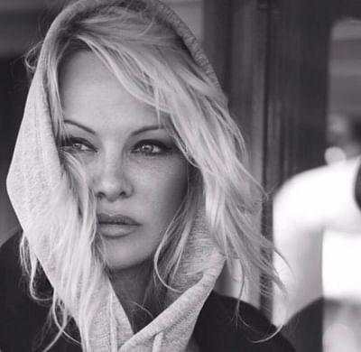 Pamela Anderson. (Photo: Twitter/@pamfoundation)
