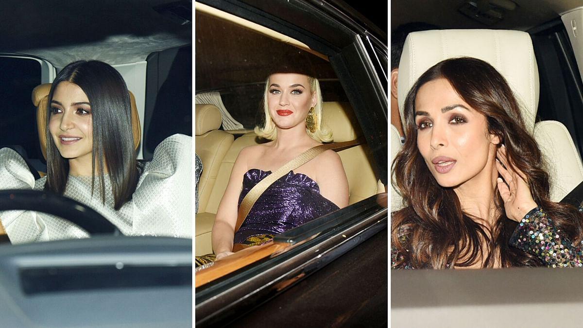 As KJo Hosts Katy Perry, Anushka, Malaika & Others Join the Bash