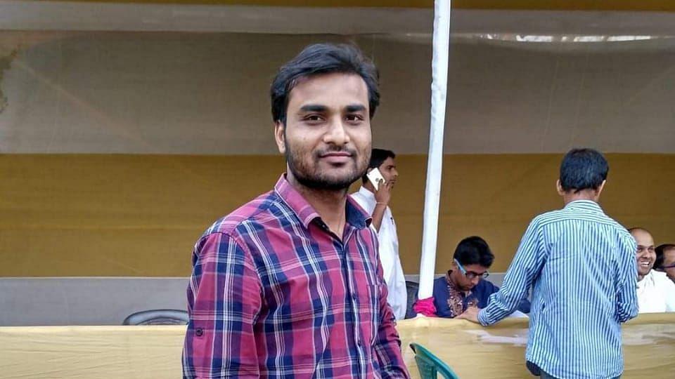 BHU professor Feroze Khan.