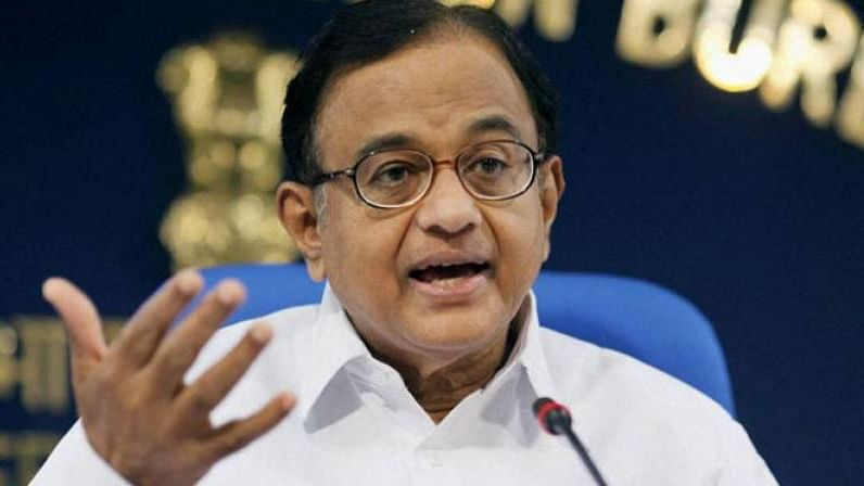 'Guv, PM, Prez Responsible for Maharashtra Affair': P Chidambaram