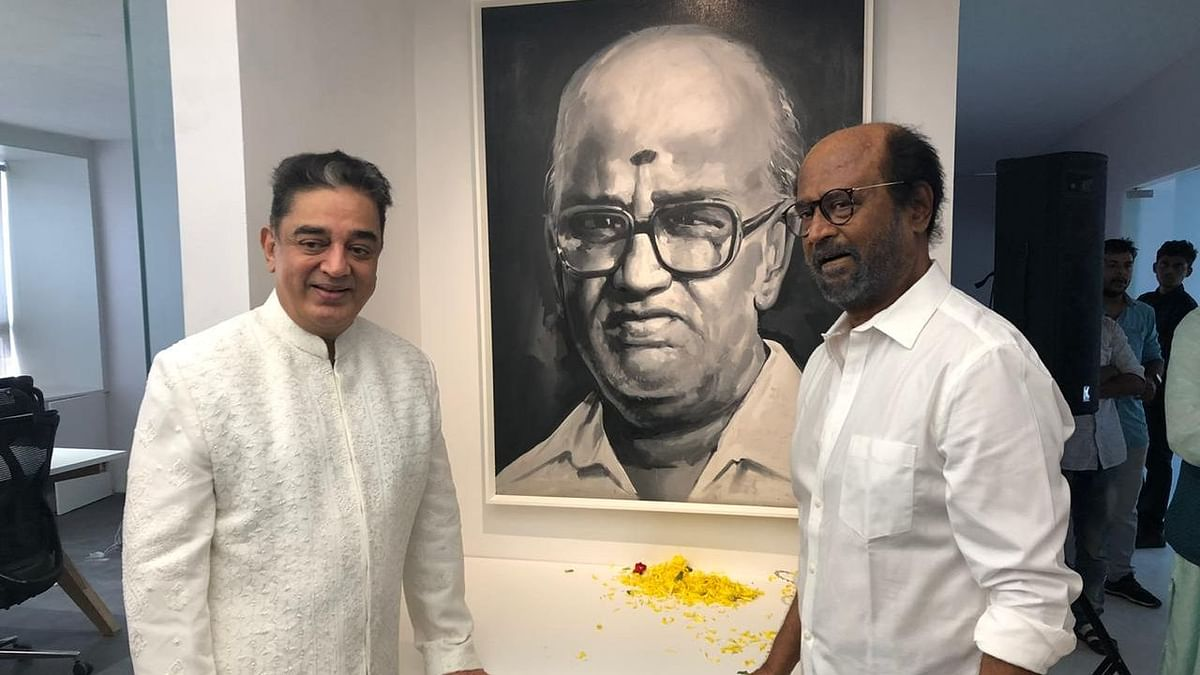 Actors Kamal Haasan and Rajinikanth have been very good friends for decades now.