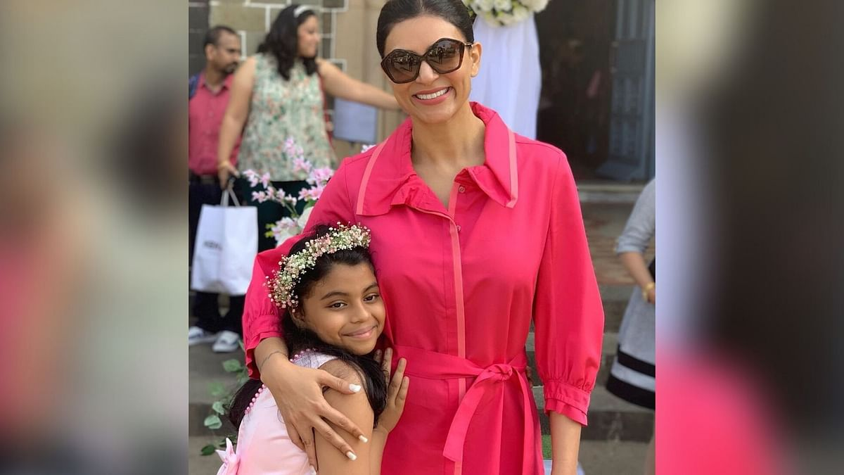 Had Me in Tears: Sushmita Reacts to Daughter's Essay on Adoption