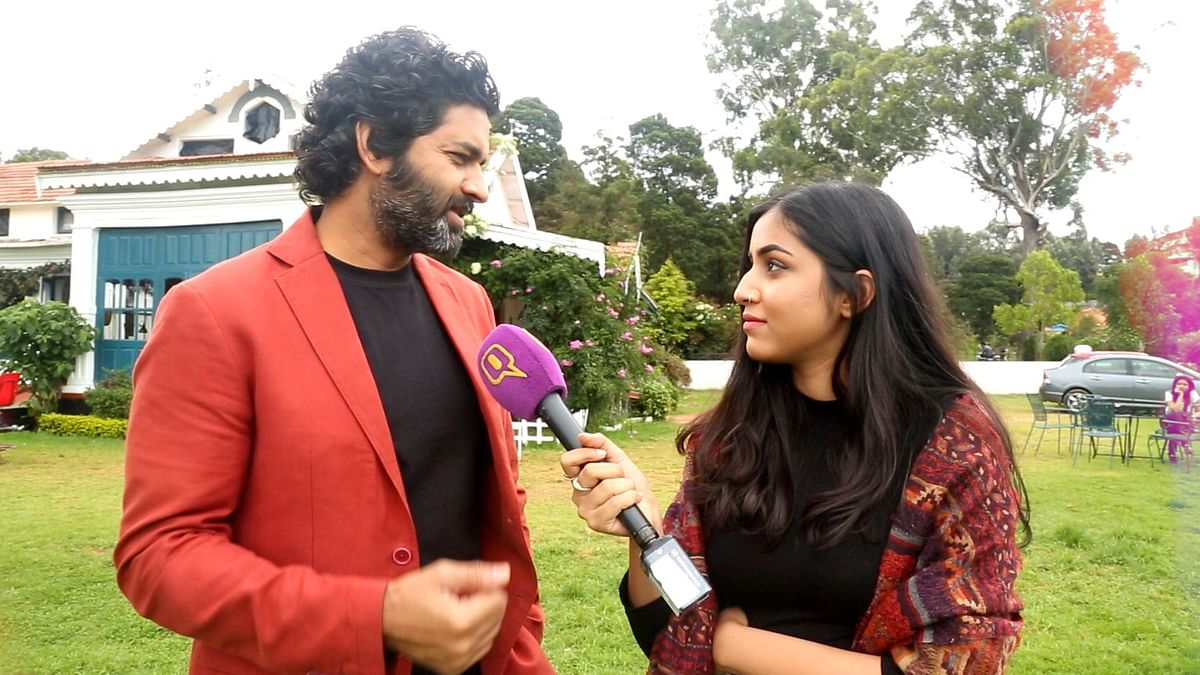 Purab Kohli Talks About 'Out of Love' at the 'Kapoor & Sons' House