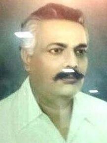 Devendra Fadnavis' father Gangadharrao Fadnavis