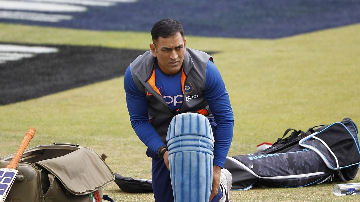 MS Dhoni hit the nets in his hometown Ranchi but is unlikely to be available for the upcoming limited-overs home series against the West Indies.