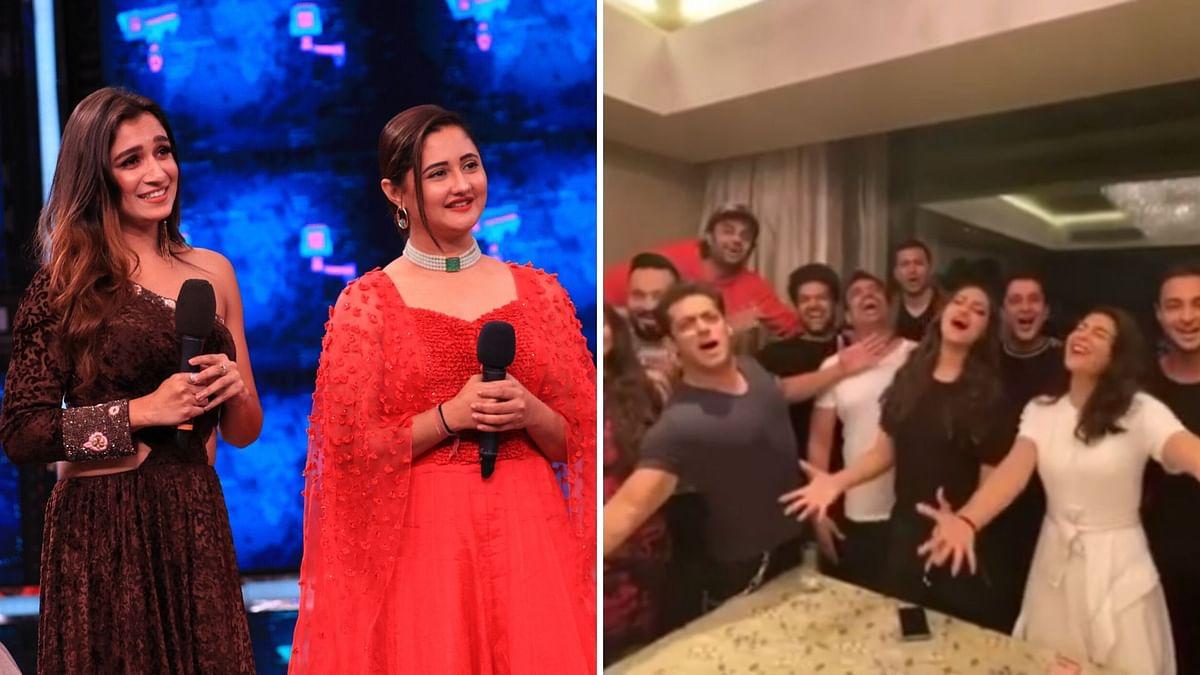 SRK on Salman's B'day Wishes; BB 13 Shocking Eviction
