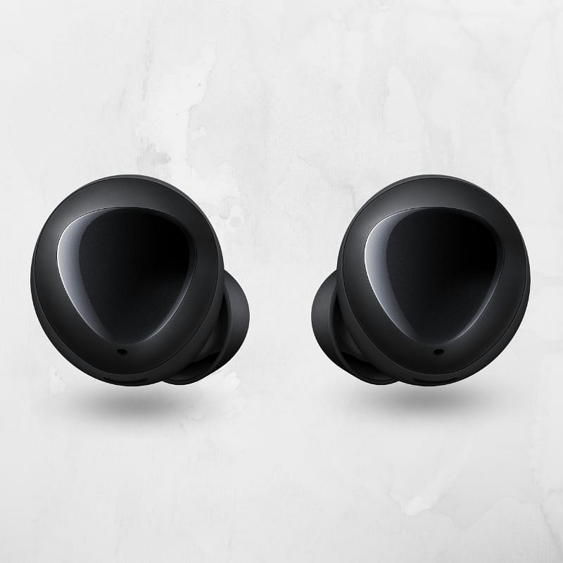 The Samsung Galaxy Buds comes with a touch-control panel.