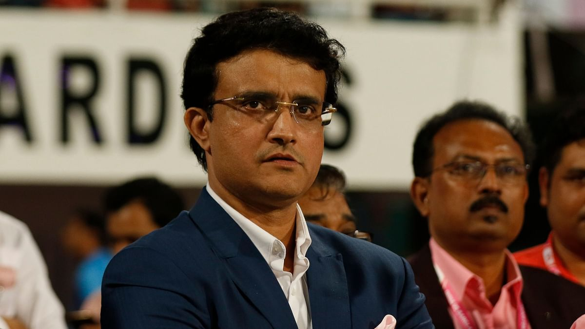 Absolute Clarity on MS Dhoni, But Can't Say in Public: Ganguly
