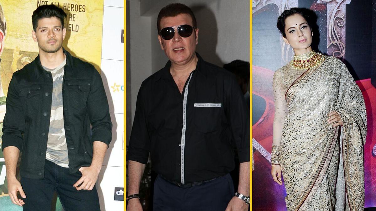 Sooraj Pancholi has spoken about his father Aditya Pancholi and Kangana Ranaut.