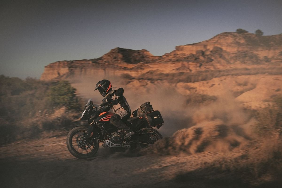KTM 390 Adventure makes its global debut