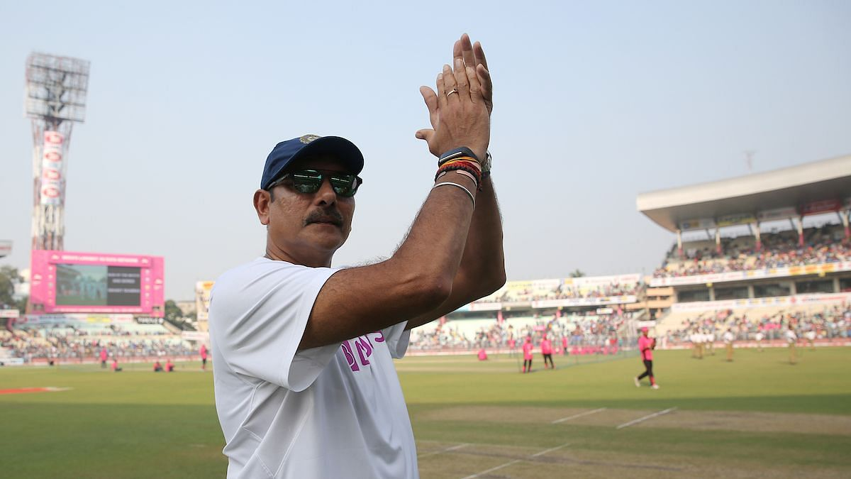 India head coach Ravi Shastri has now joined the four-day Test debate terming it as 'nonsense'.