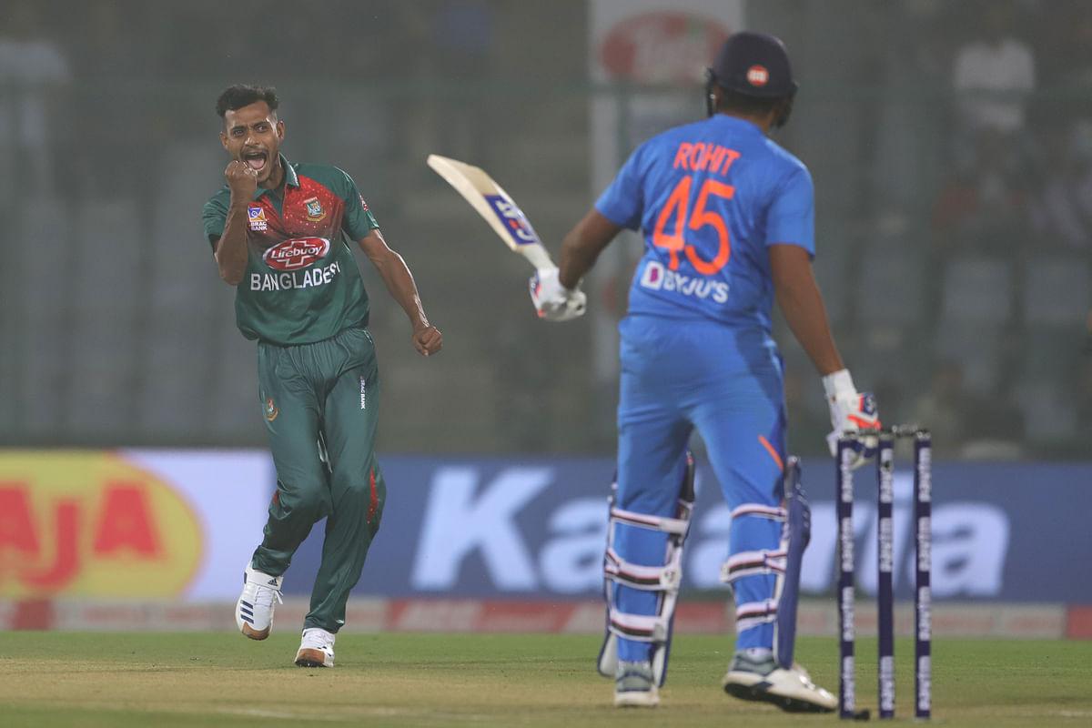 Big Upset! Bangladesh Outclass India to Register Historic T20I Win