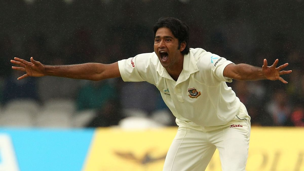The Bangladesh Cricket Board banned former national team fast bowler Shahadat Hossain for five years.