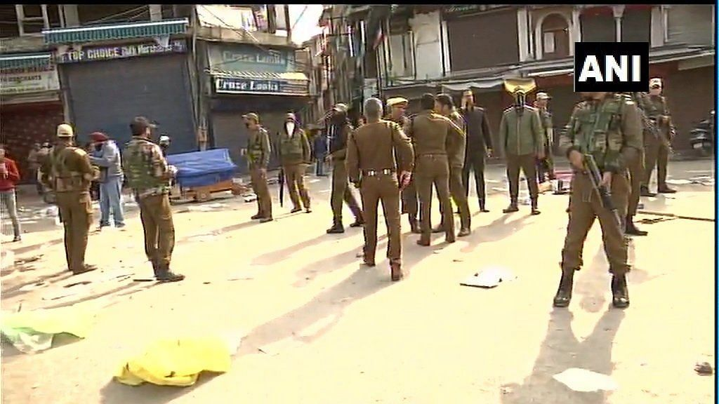 1 Civilian Killed, 35 Injured in Grenade Attack at Srinagar Market